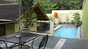 Sewa Villa Kampung Daun Private Pool